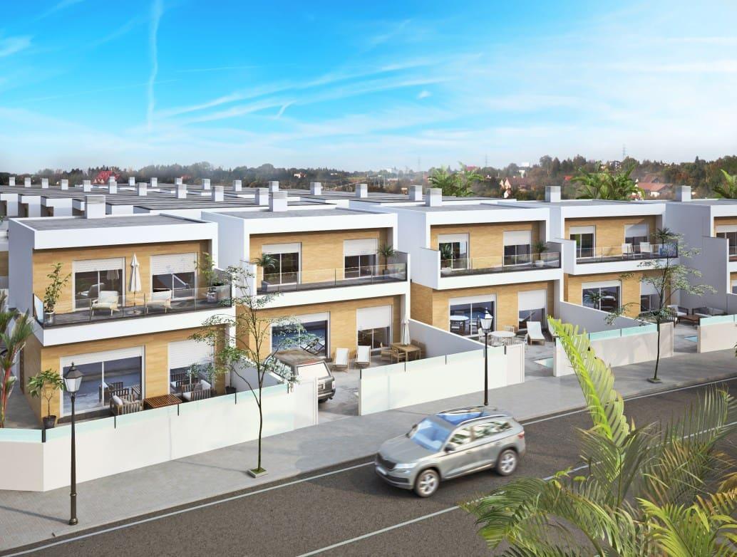 Chalet de 3 habitaciones en Pilar de la Horadada en venta con piscina - 274.000 € (Ref: 4573293)