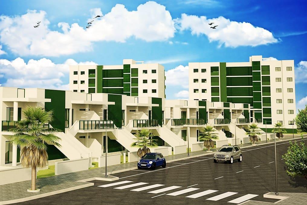 Apartamento de 2 habitaciones en Pilar de la Horadada en venta con piscina garaje - 170.000 € (Ref: 4741677)