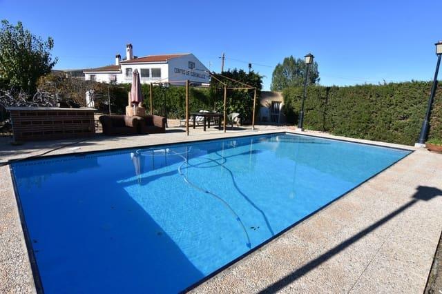 Finca/Casa Rural de 10 habitaciones en La Pinilla en venta con piscina - 298.000 € (Ref: 5523656)