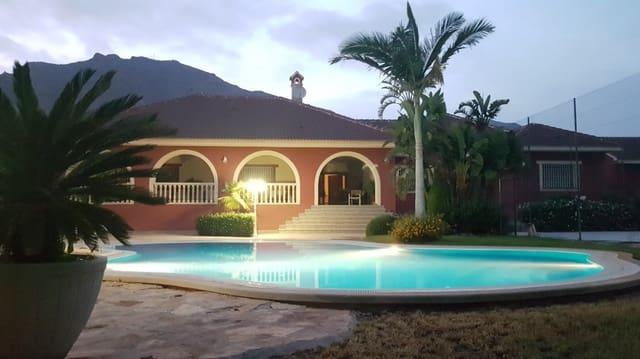 5 makuuhuone Huvila myytävänä paikassa Isla Plana mukana uima-altaan - 618 000 € (Ref: 5667900)