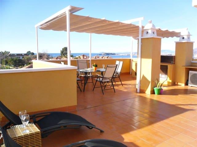 3 chambre Penthouse à vendre à Isla Plana avec piscine - 171 000 € (Ref: 5679313)