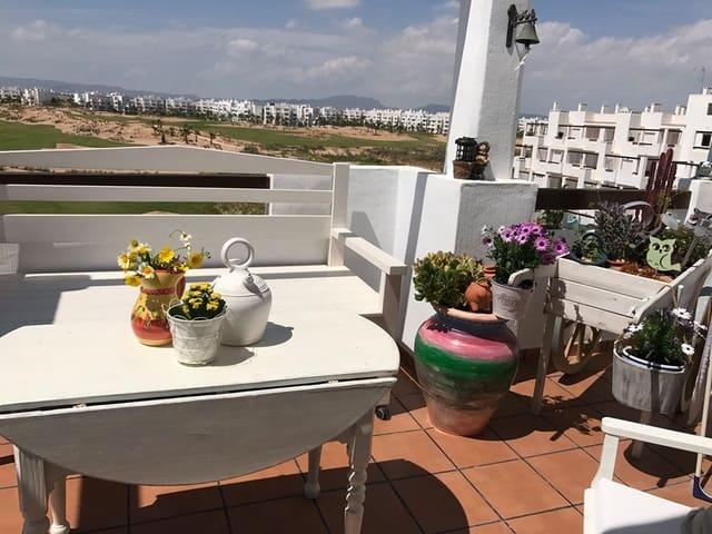 2 soverom Penthouse til salgs i Terrazas de la Torre med svømmebasseng - € 85 995 (Ref: 5691577)
