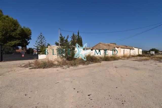 Terreno Não Urbanizado para venda em Mazarron - 45 000 € (Ref: 5800552)
