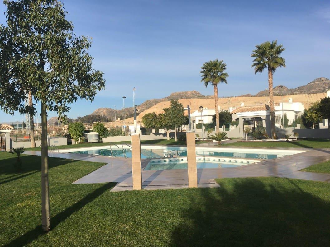 3 soveværelse Penthouse til salg i Lorca med swimmingpool - € 119.000 (Ref: 5944122)