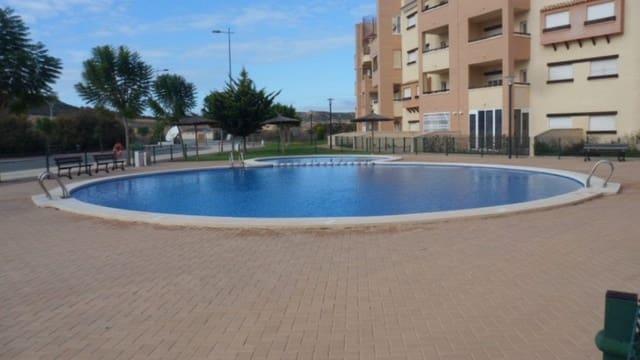 2 makuuhuone Huoneisto myytävänä paikassa Benizar mukana uima-altaan - 59 000 € (Ref: 5985691)