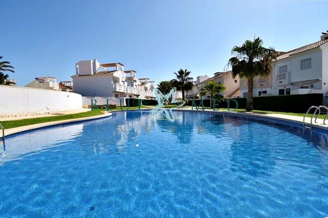 2 sovrum Takvåning till salu i Bolnuevo med pool - 134 900 € (Ref: 6056582)
