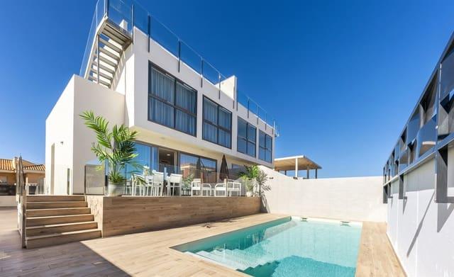 3 makuuhuone Huvila myytävänä paikassa Los Belones mukana uima-altaan - 349 000 € (Ref: 6100116)