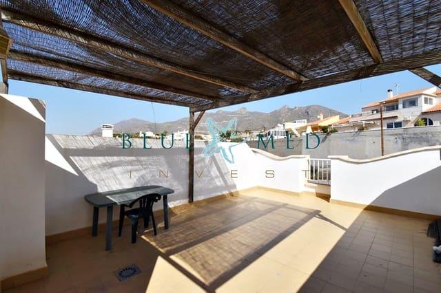 2 makuuhuone Kattohuoneisto myytävänä paikassa Bolnuevo mukana  autotalli - 135 900 € (Ref: 6117186)