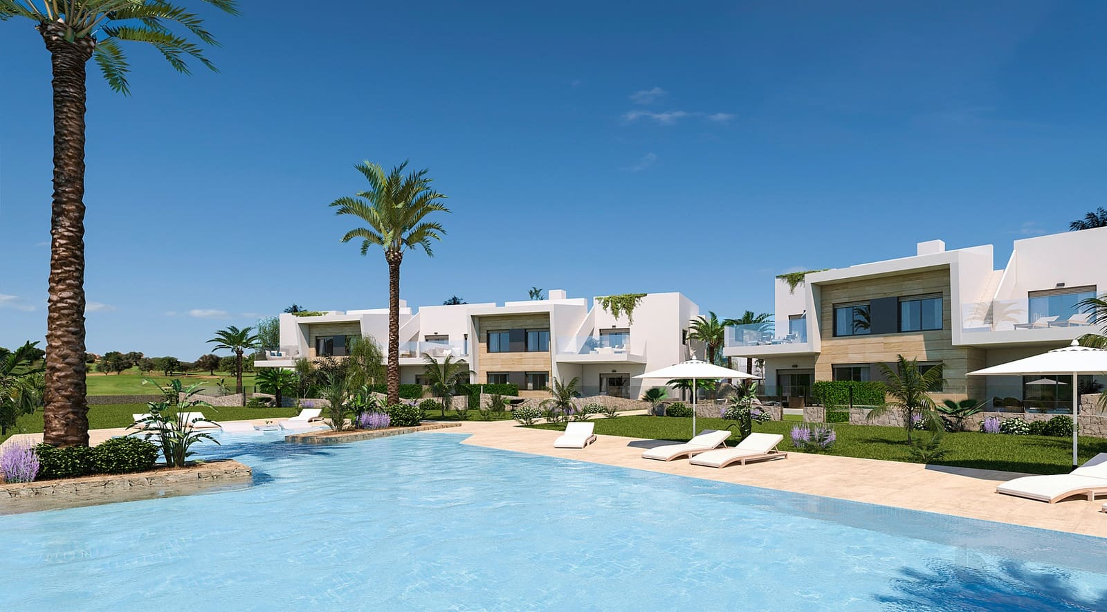 Apartamento de 3 habitaciones en Pilar de la Horadada en venta - 189.900 € (Ref: 2474077)
