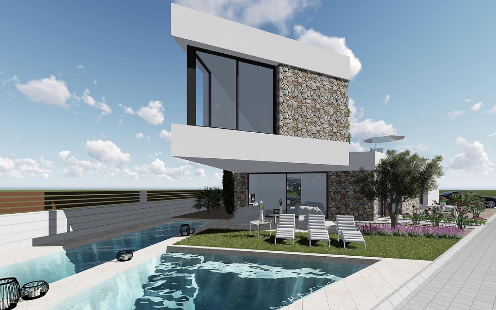 Chalet de 3 habitaciones en Benijófar en venta - 550.000 € (Ref: 2474089)