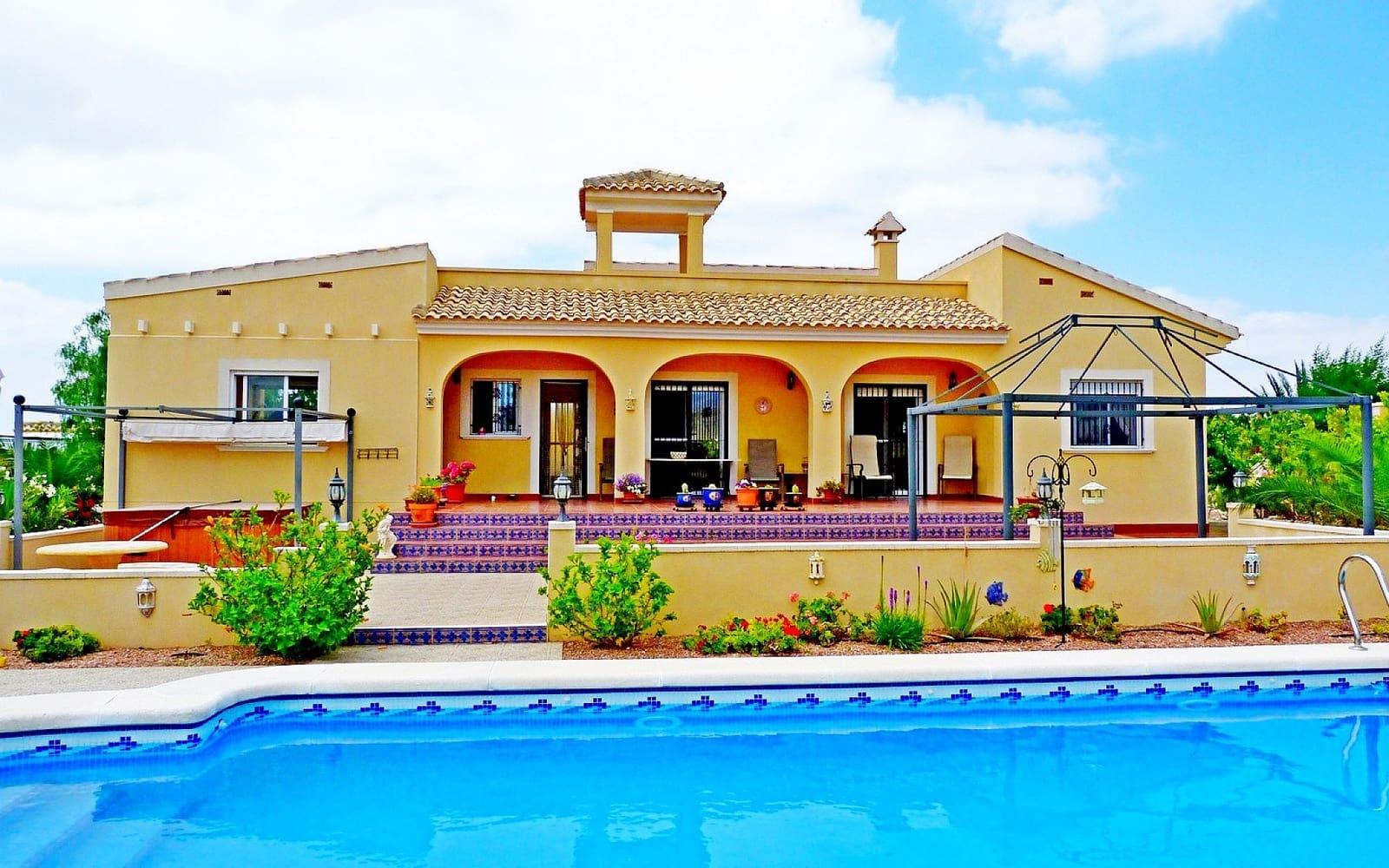 4 sypialnia Dom na sprzedaż w Abanilla - 254 000 € (Ref: 4535052)