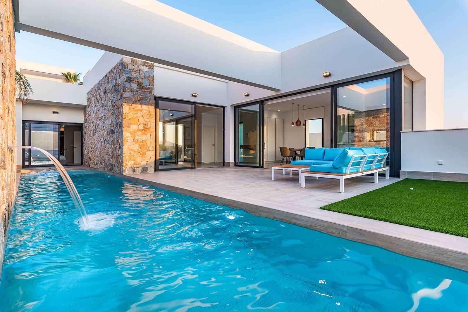 Chalet de 3 habitaciones en Benijófar en venta - 569.000 € (Ref: 4535107)