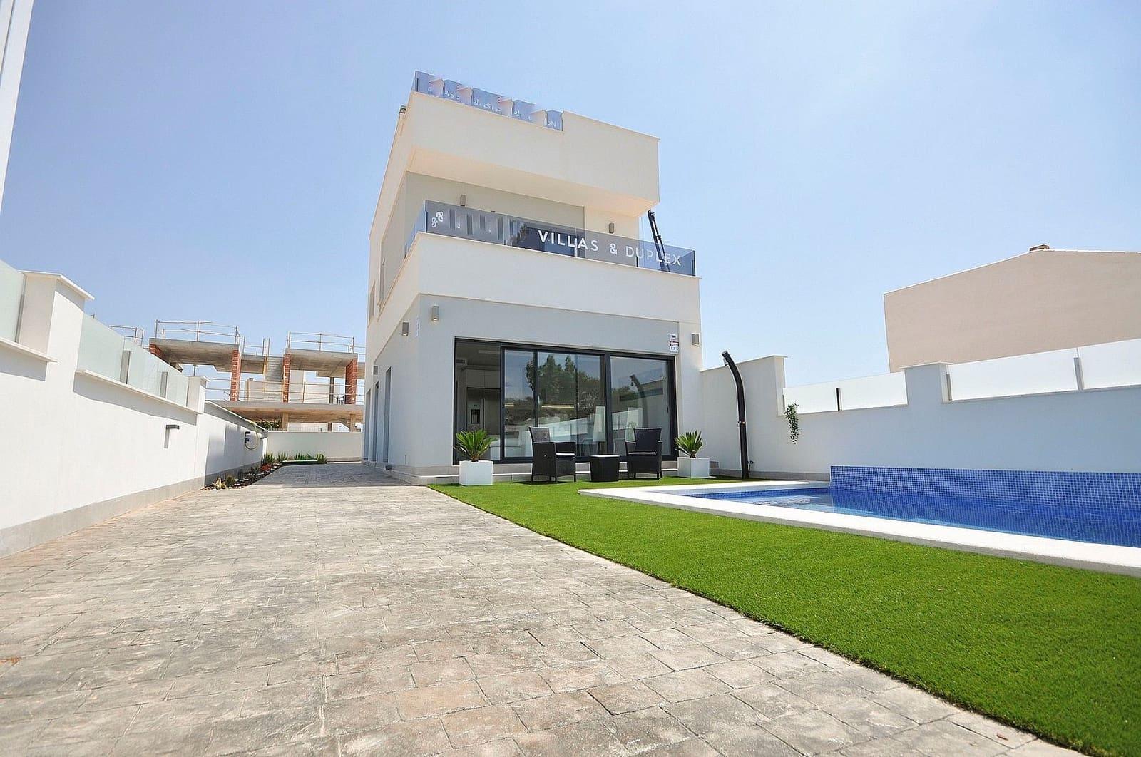 Pareado de 3 habitaciones en Pilar de la Horadada en venta - 206.900 € (Ref: 4723816)