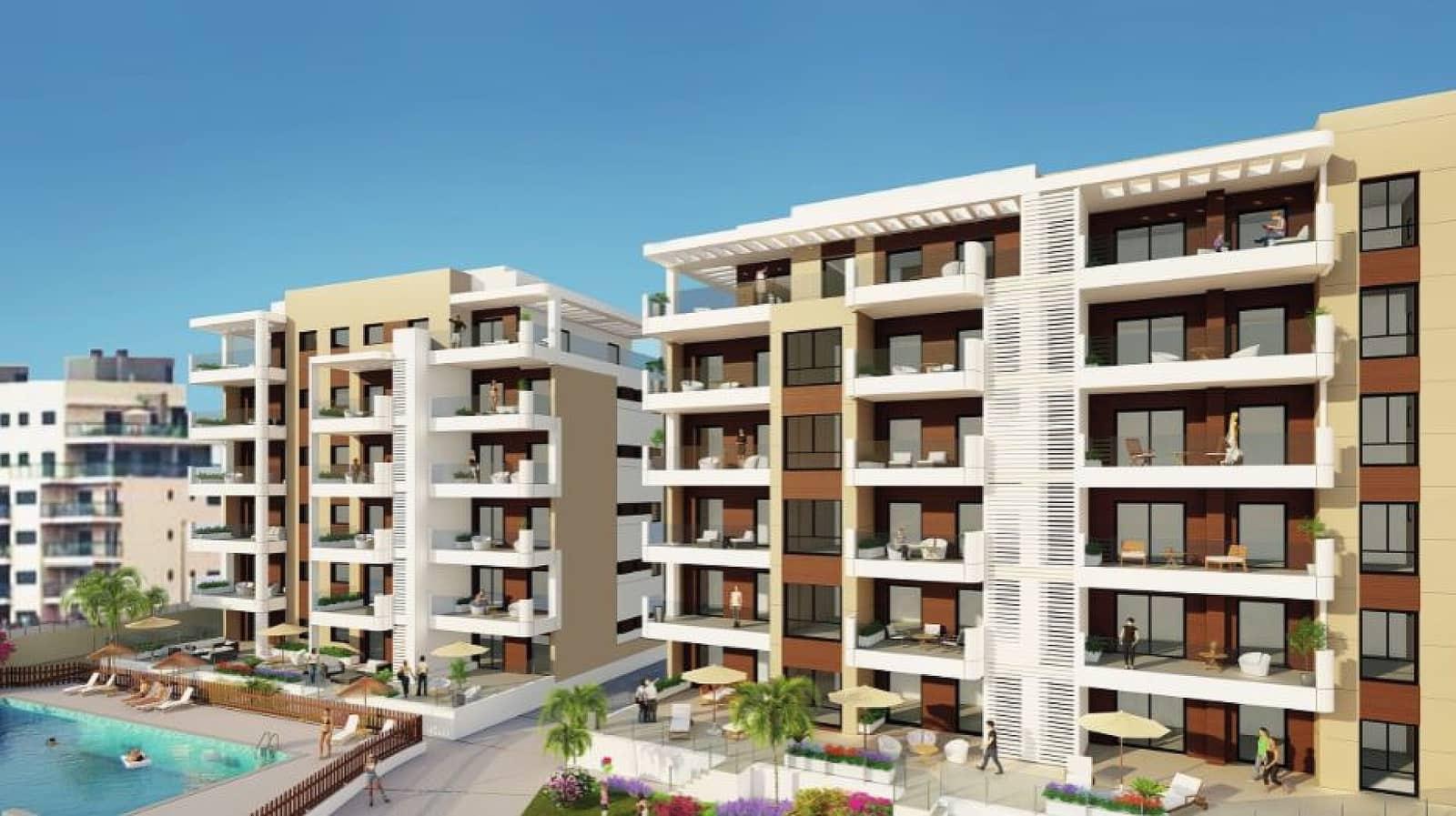 Apartamento de 3 habitaciones en Pilar de la Horadada en venta - 350.000 € (Ref: 4872851)