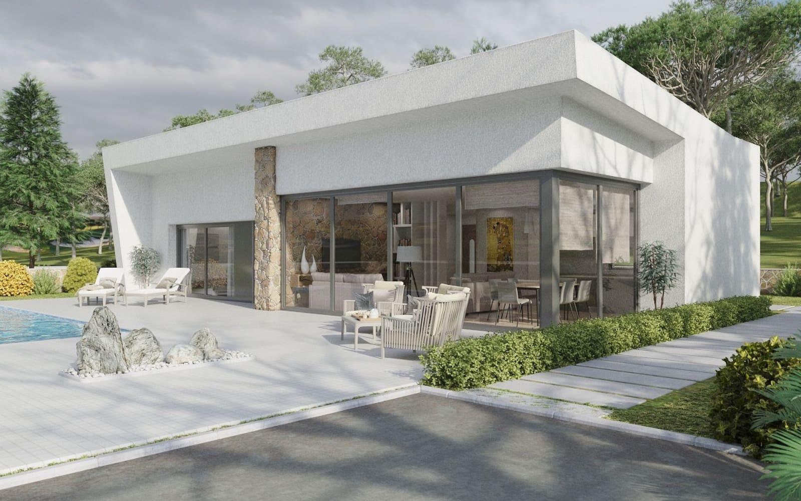 3 bedroom Villa for sale in San Miguel de Salinas - € 695,000 (Ref: 4956498)