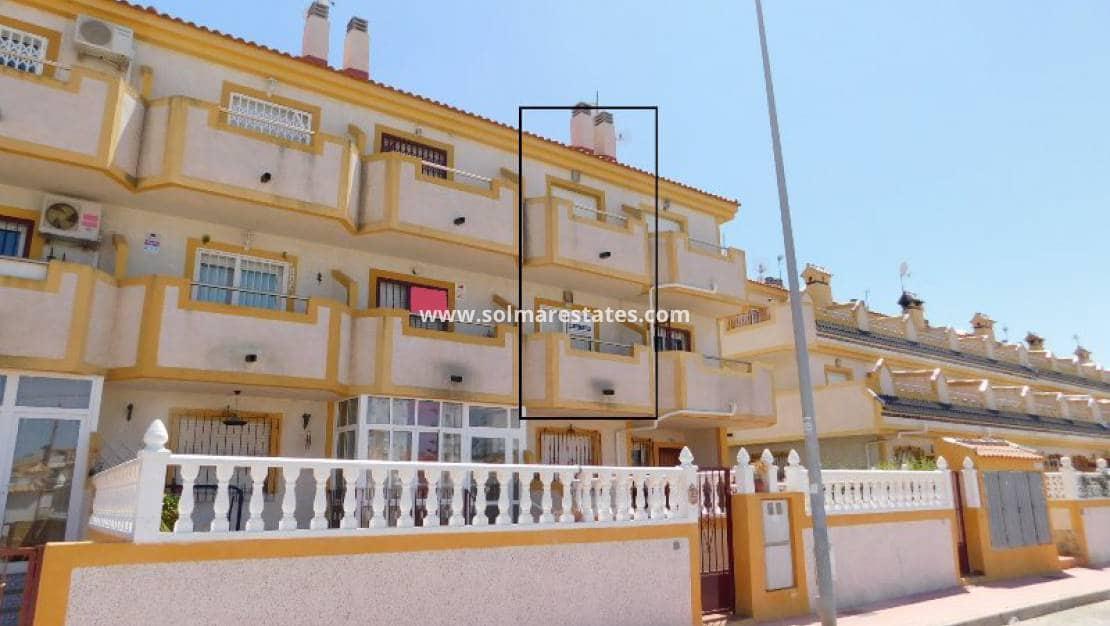 Apartamento de 2 habitaciones en Playa Flamenca en venta con piscina - 89.995 € (Ref: 4915747)