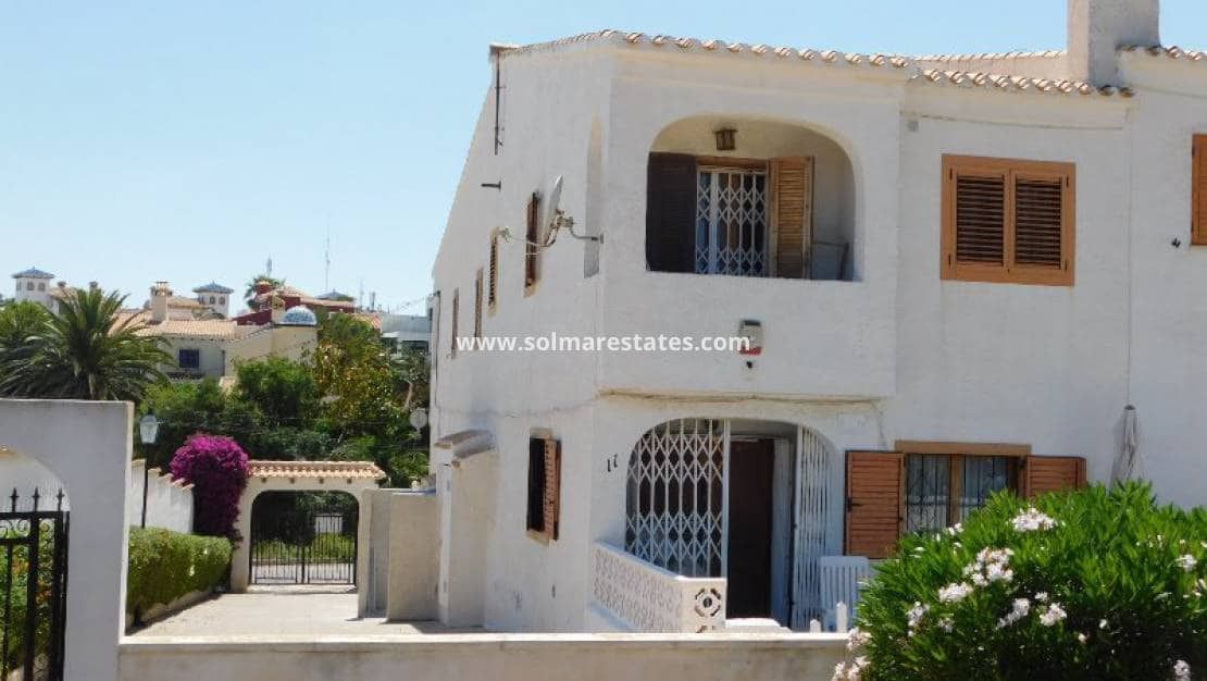 Pareado de 3 habitaciones en Playa Flamenca en venta - 138.000 € (Ref: 4915767)