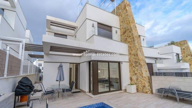 Pareado de 3 habitaciones en Villamartin en venta con piscina - 209.900 € (Ref: 4960538)