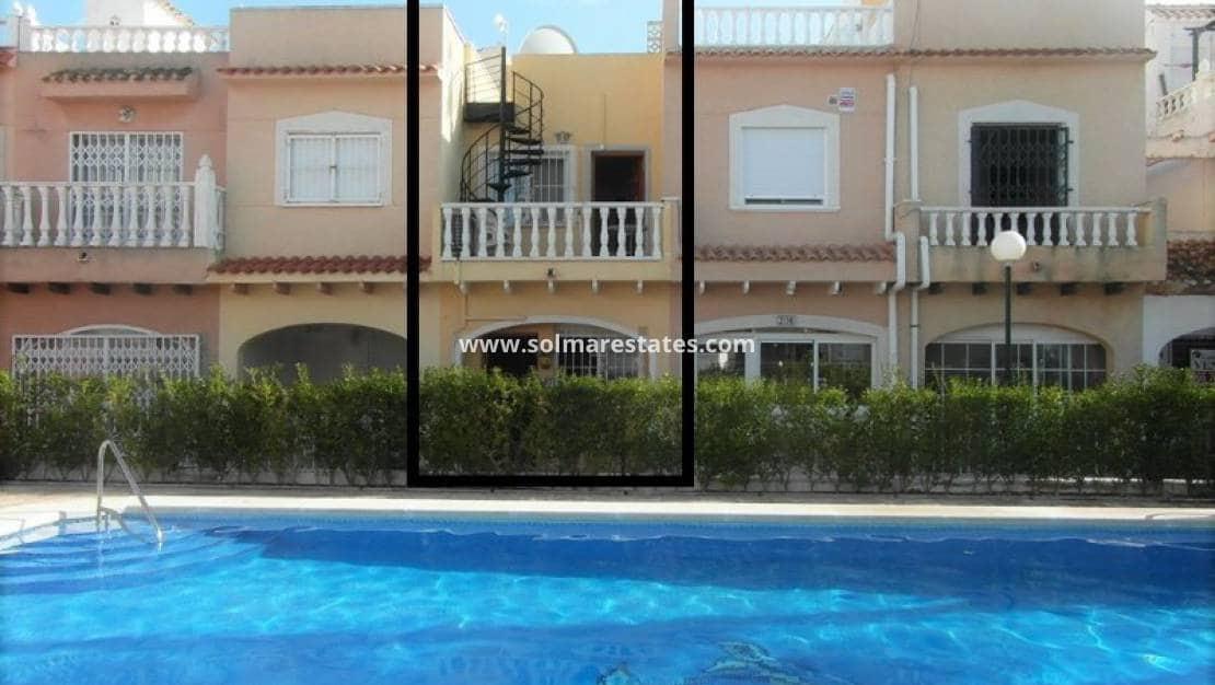 Casa de 2 habitaciones en Playa Flamenca en venta con piscina - 69.995 € (Ref: 4967999)
