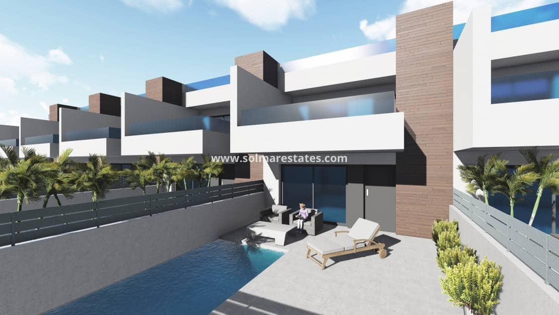 Casa de 3 habitaciones en Benijófar en venta con piscina - 225.000 € (Ref: 5028290)