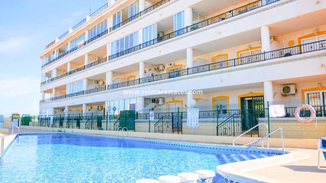2 bedroom Apartment for sale in Playa Flamenca with pool - € 105,000 (Ref: 5912455)