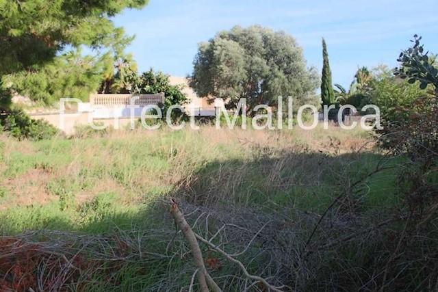 Ubebygd land til salgs i Cala Mandia - € 195 000 (Ref: 2725923)
