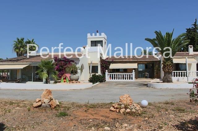 3 chambre Finca/Maison de Campagne à vendre à Espinagar avec piscine garage - 580 000 € (Ref: 4747416)