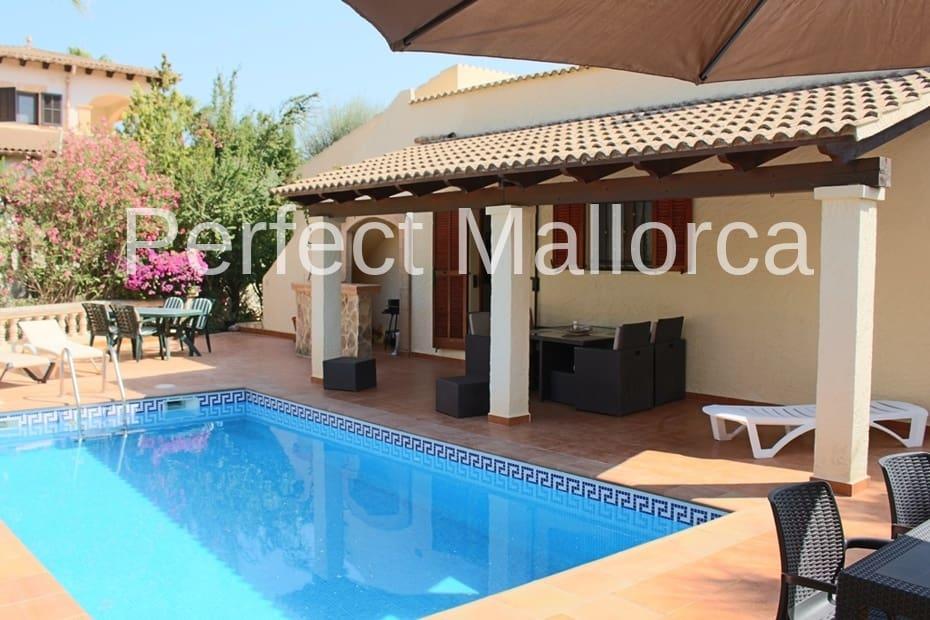 3 soveværelse Bungalow til salg i Son Serra de Marina med swimmingpool garage - € 495.000 (Ref: 5072679)