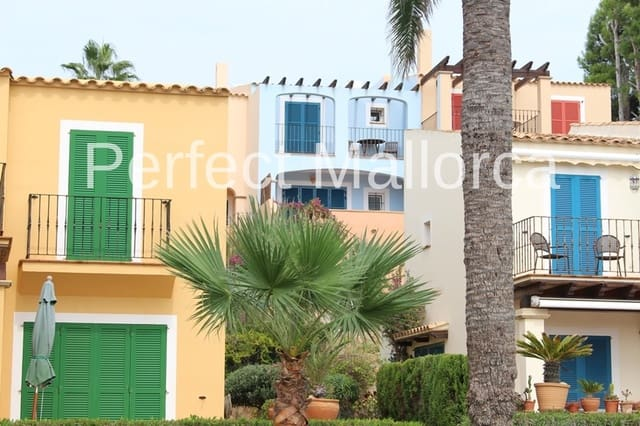 2 makuuhuone Rivitalo myytävänä paikassa Cala Murada mukana uima-altaan  autotalli - 395 000 € (Ref: 5791717)