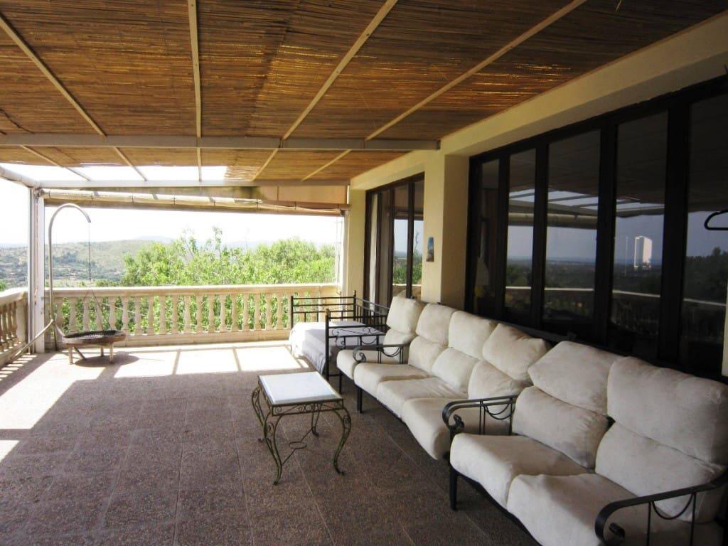 3 slaapkamer Finca/Landhuis te huur in Son Carrio met zwembad garage - € 2.000 (Ref: 3160084)