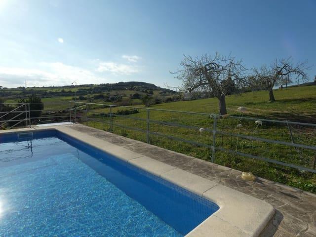 3 quarto Quinta/Casa Rural para arrendar em Sant Llorenc des Cardassar com piscina - 2 000 € (Ref: 6014558)