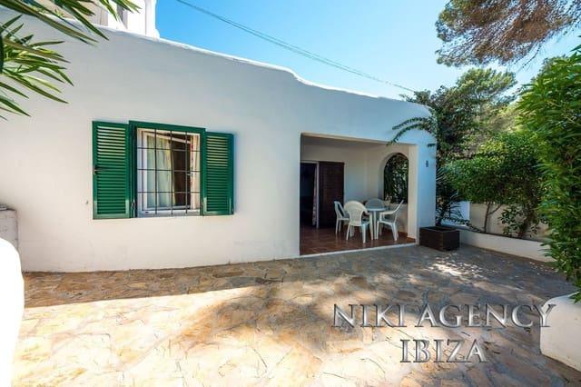 2 sovrum Bungalow till salu i Cala Tarida med pool - 265 000 € (Ref: 5518108)