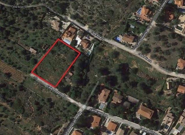 Terrain à Bâtir à vendre à La Drova - 135 000 € (Ref: 5699694)