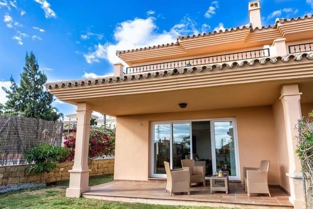 3 slaapkamer Halfvrijstaande villa te huur in Riviera del Sol met zwembad - € 1.300 (Ref: 2195707)