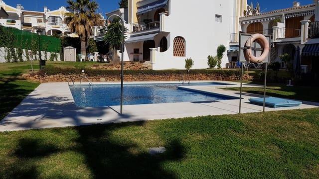 Apartamento de 3 habitaciones en Mijas Costa en alquiler vacacional con piscina garaje - 650 € (Ref: 3798283)