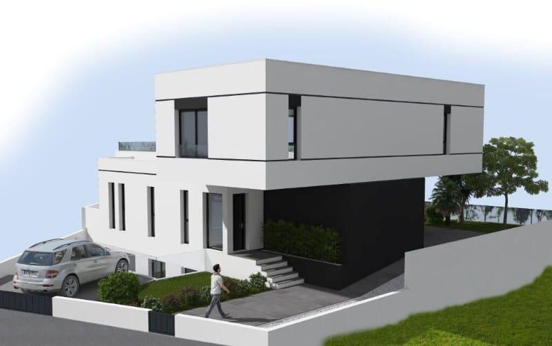 Chalet de 3 habitaciones en Polop en venta con piscina garaje - 445.000 € (Ref: 4148191)