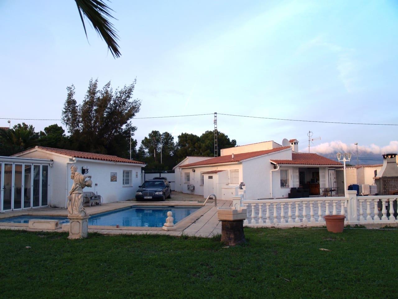 3 sovrum Villa till salu i L'Alfas del Pi med pool garage - 350 000 € (Ref: 4288197)