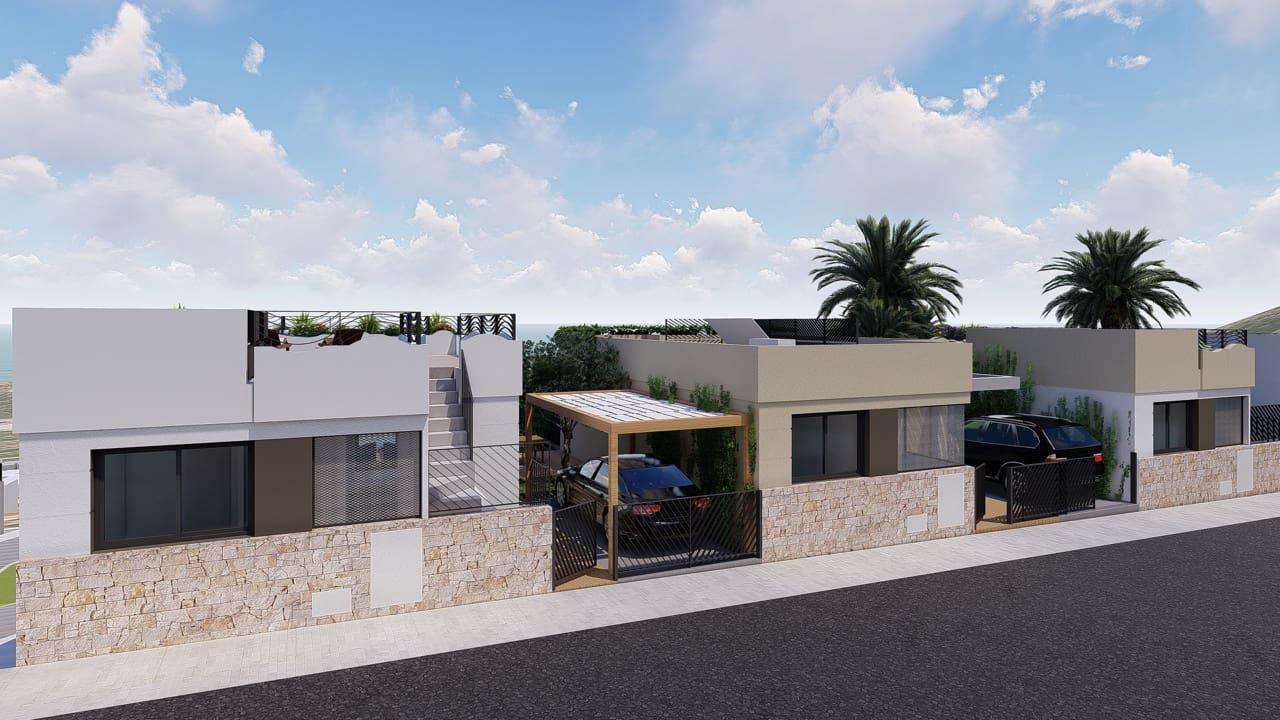 Chalet de 2 habitaciones en Polop en venta con piscina - 194.000 € (Ref: 4782706)