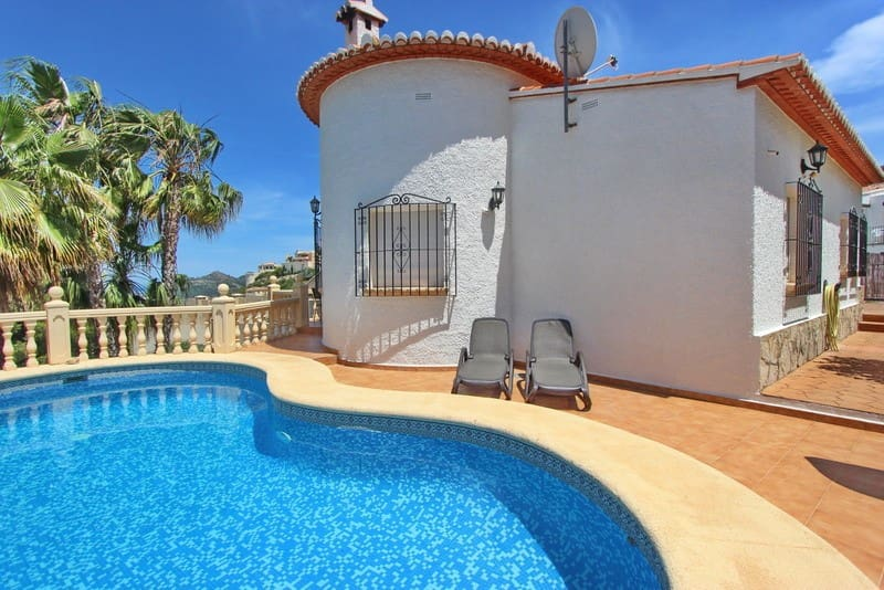 3 bedroom Villa for sale in Pedreguer - € 239,500 (Ref: 4856153)
