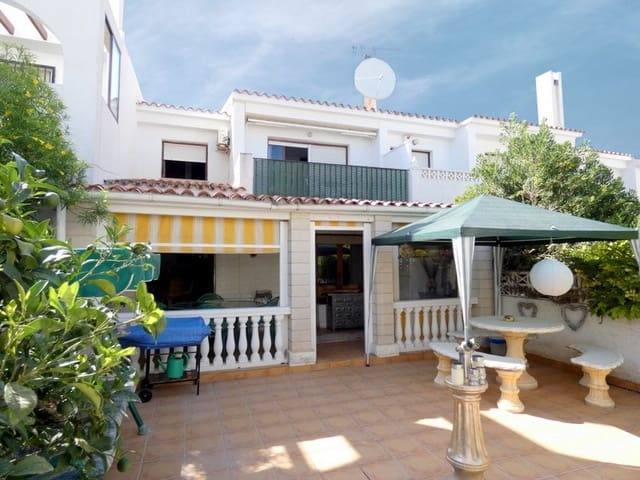 2 chambre Villa/Maison Semi-Mitoyenne à vendre à Calpe / Calp - 170 000 € (Ref: 4856248)