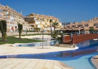 2 slaapkamer Appartement te huur in Javea / Xabia met zwembad - € 750 (Ref: 1078432)