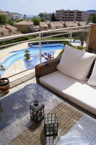 3 bedroom Townhouse for holiday rental in Javea / Xabia with pool - € 1,150 (Ref: 5930487)