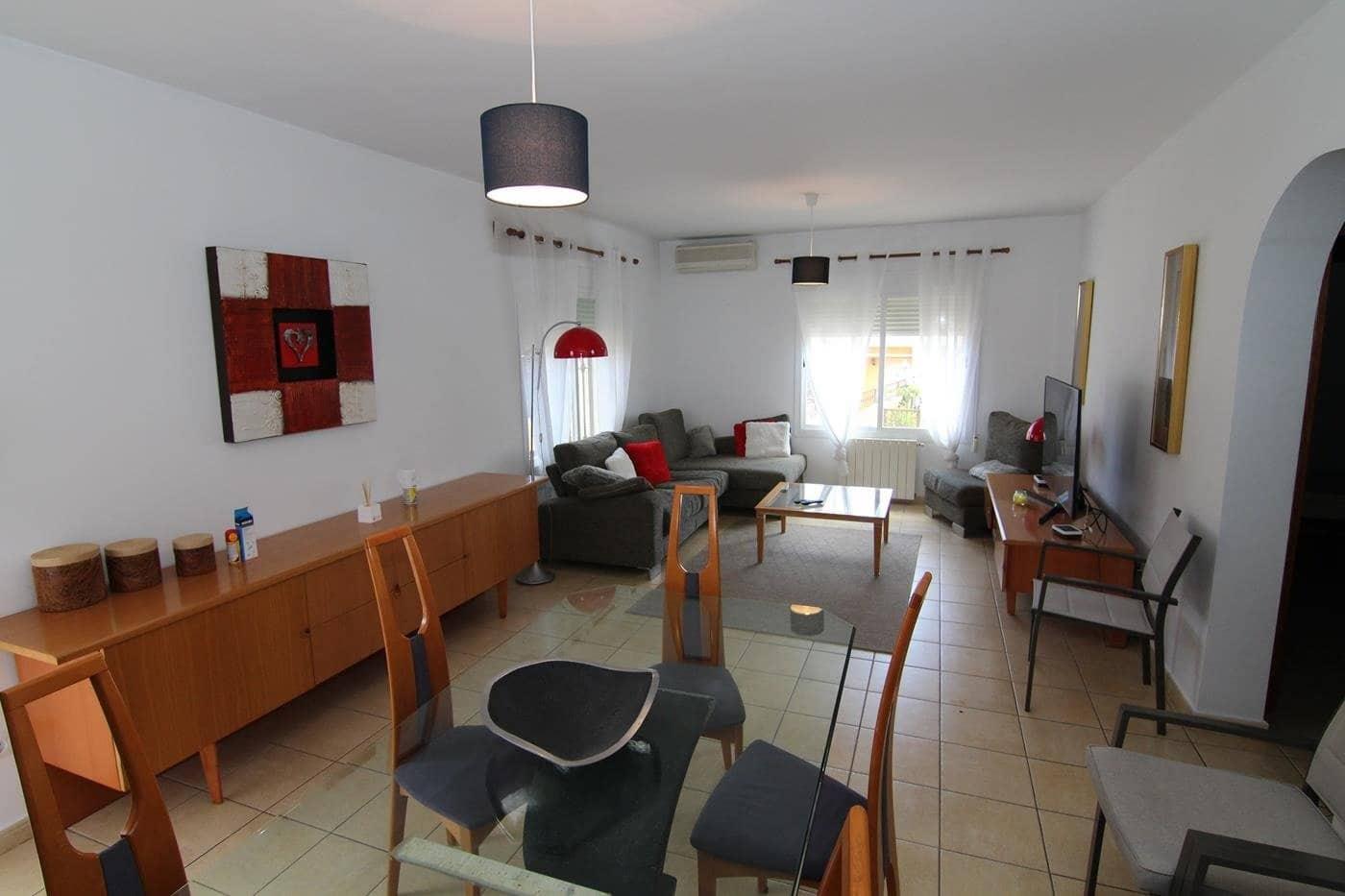 3 slaapkamer Rijtjeshuis te huur in Alcalali / Alcanali met zwembad - € 675 (Ref: 4264077)