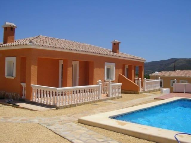 Adosado de 2 habitaciones en Alcalalí / Alcanalí en venta con piscina - 139.000 € (Ref: 4642715)