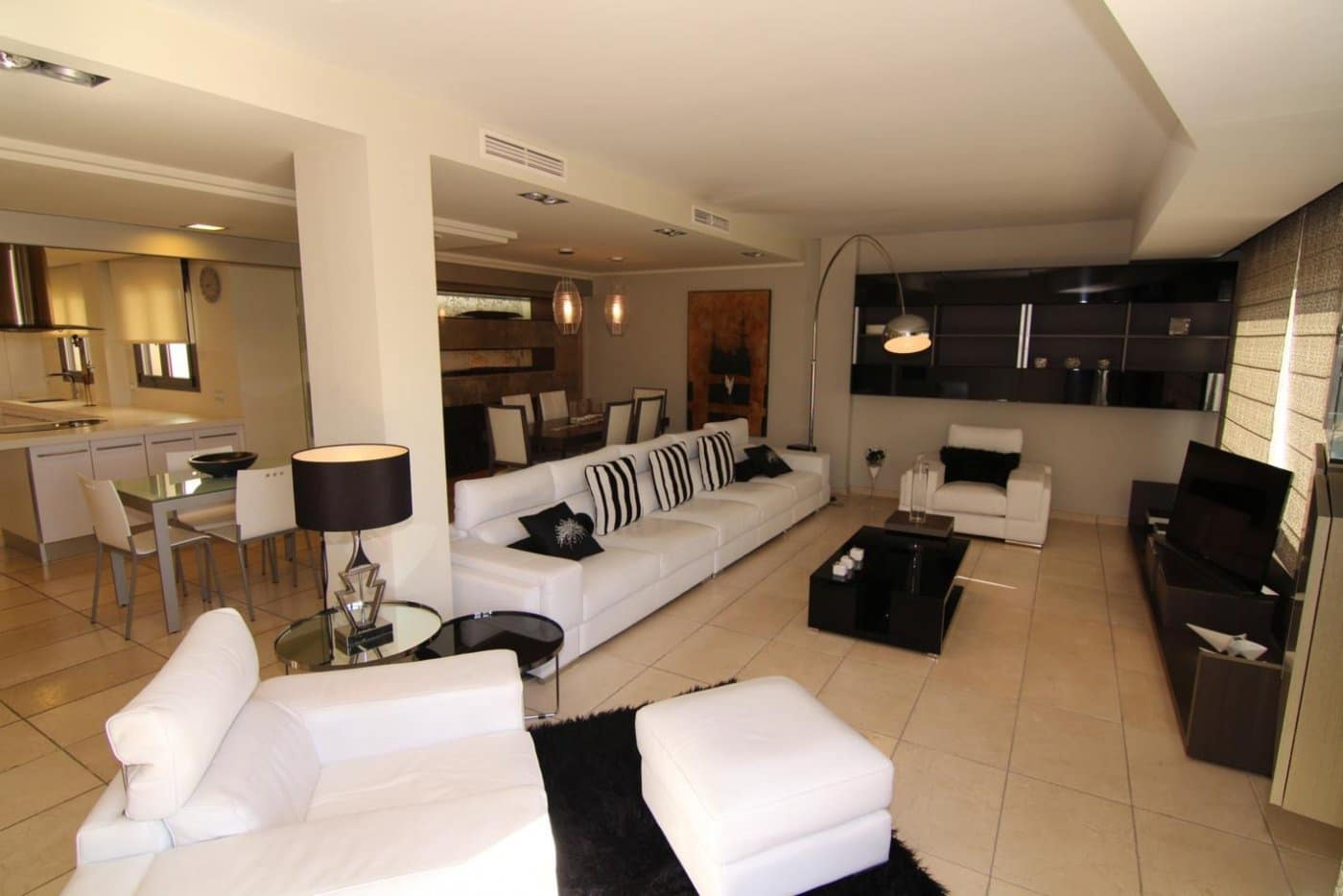 4 slaapkamer Appartement te huur in Benissa met garage - € 1.500 (Ref: 4874032)