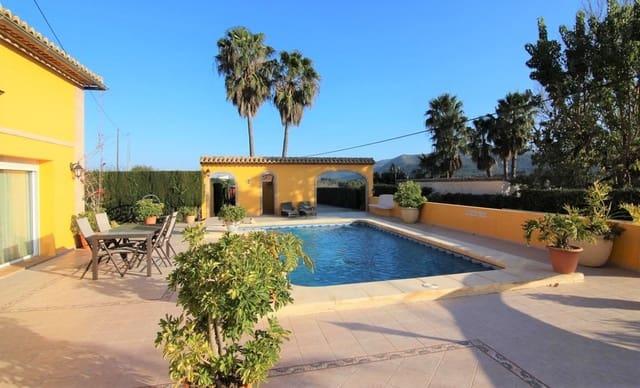 6 soverom Villa til salgs i Alcalali / Alcanali med svømmebasseng garasje - € 450 000 (Ref: 5621747)