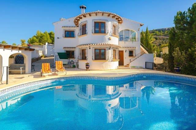 Chalet de 3 habitaciones en Murla en venta con piscina garaje - 289.500 € (Ref: 5745211)