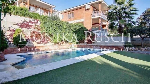 5 sovrum Villa till salu i Sant Boi de Llobregat med pool garage - 750 000 € (Ref: 4956049)
