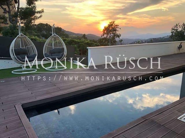 10 quarto Moradia para arrendar em Barcelona cidade com piscina - 20 000 € (Ref: 5279559)