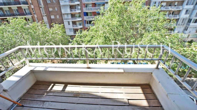 1 quarto Apartamento para arrendar em Barcelona cidade - 1 400 € (Ref: 5429010)